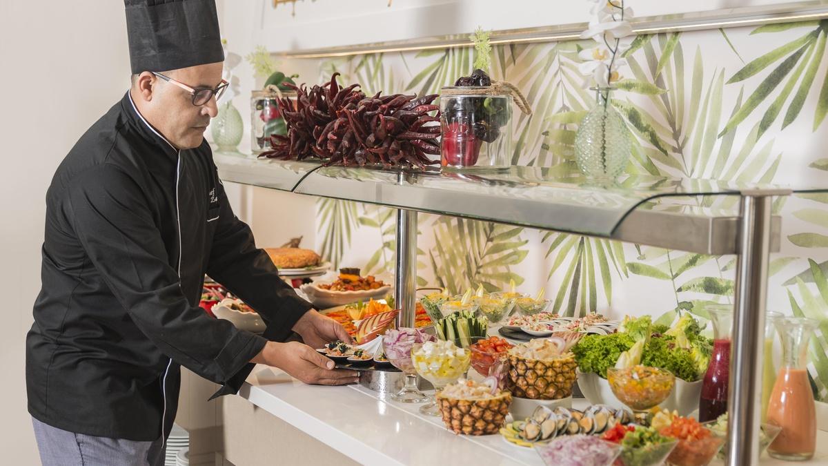 Premium Club Fuerteventura - Restaurant Atrium