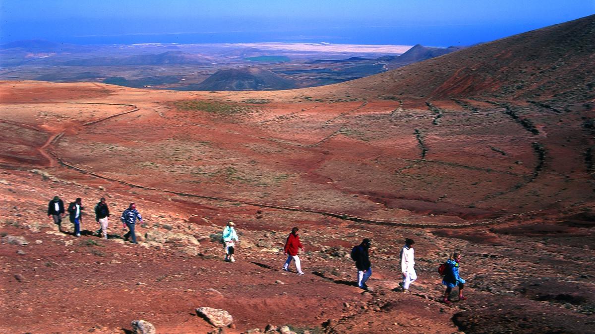 Senderismo Hotel Corralejo Fuerteventura
