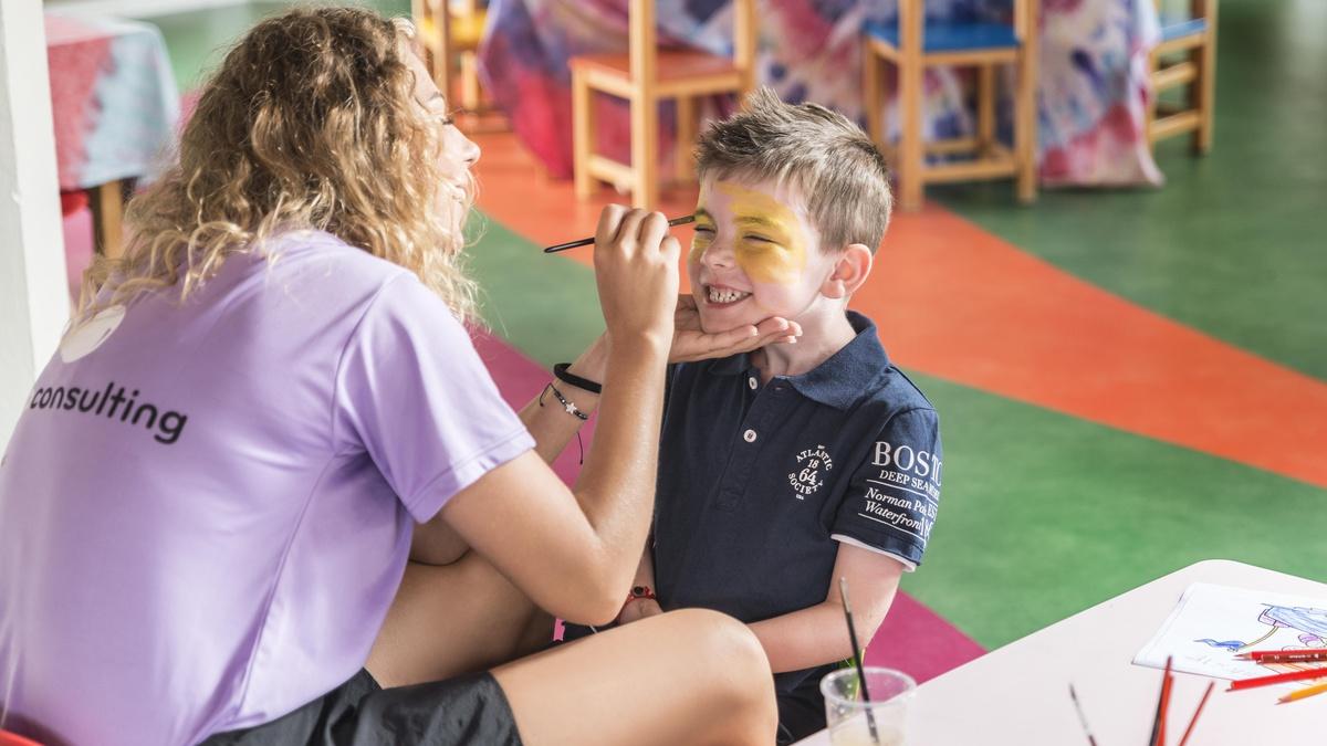 Niños & Jovenes   Hotel Fuerteventura