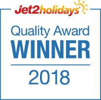 Jet2 Quality Award