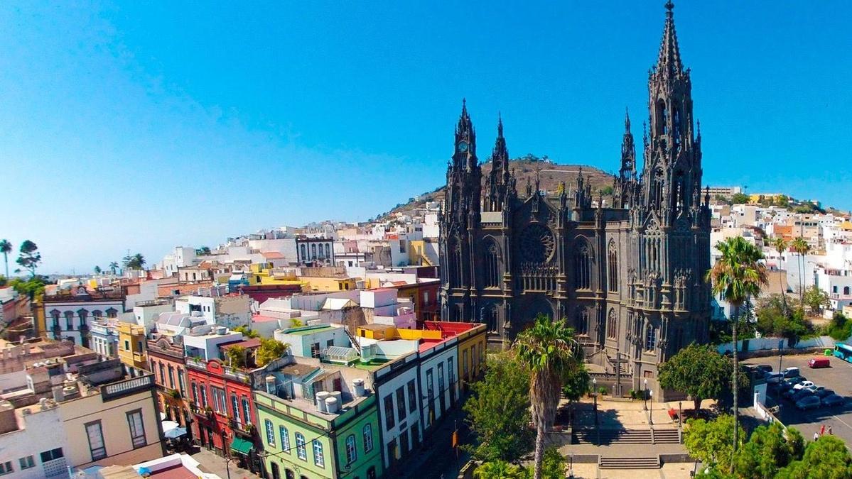 Catedral de Arucas en Gran Canaria   Dunas Hotels & Resorts