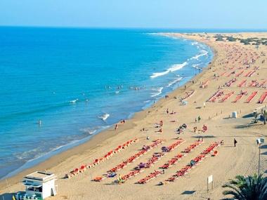 Playa del Inglés Wetter