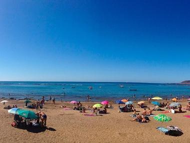 Strand Las Canteras Gran Canaria