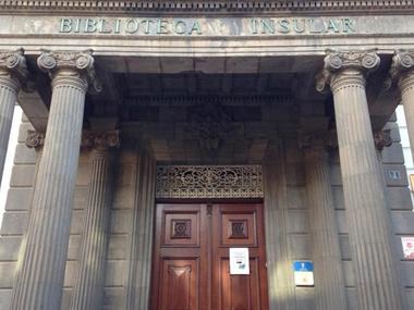 Bibliotheque Gran Canaria