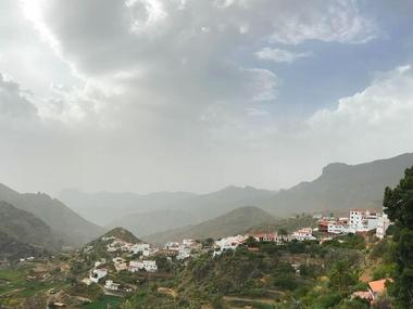 Tejeda Gran Canaria Wandern