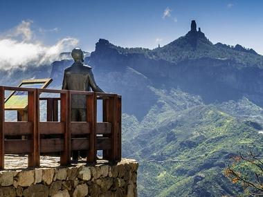 Artenara en Gran Canaria