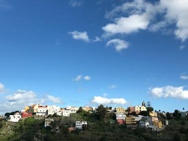 Santa Brigida Gran Canaria