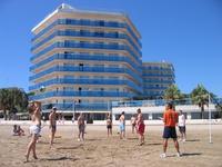 hotel platja activitats aquàtiques Costa Dorada