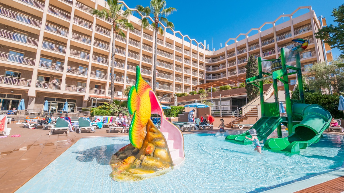 hotel family activities animation children Salou Costa Dorada