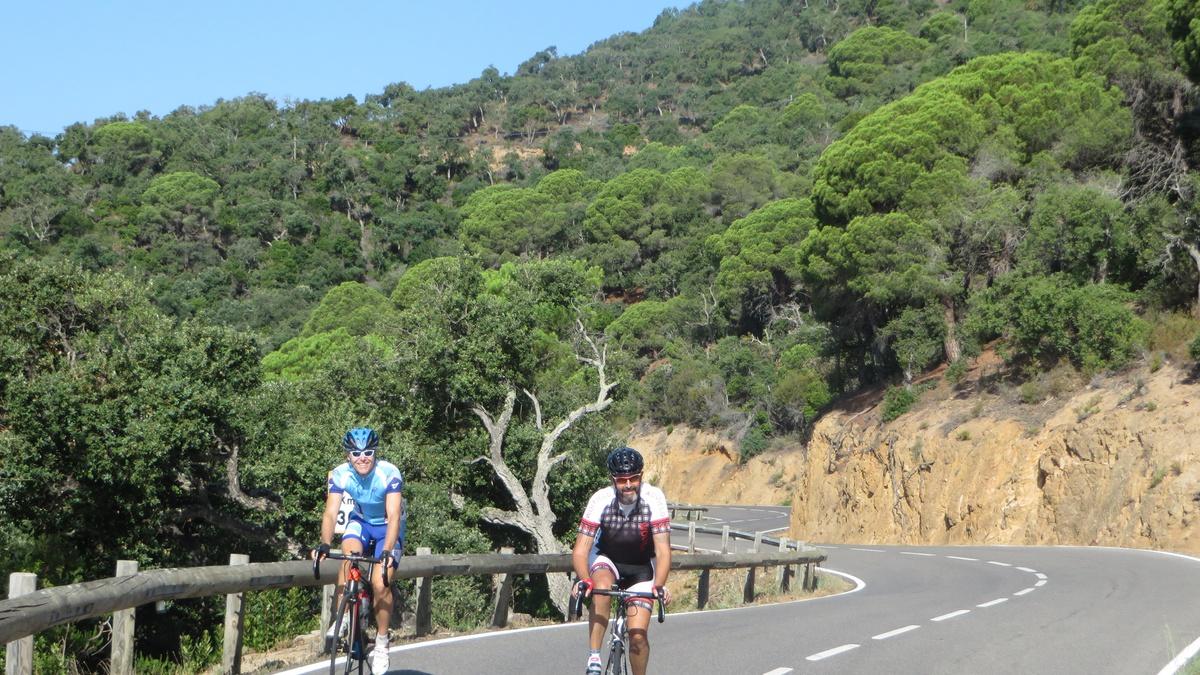 hotel cicloturisme ciclisme Costa Brava vacances bicicleta