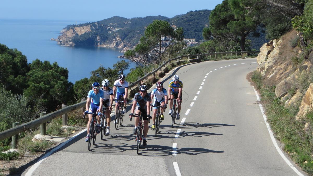 hotel cicloturismo ciclismo Costa Brava vacaciones bicicleta