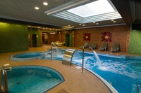 hotel spa sauna hotel Salou Costa Dorada