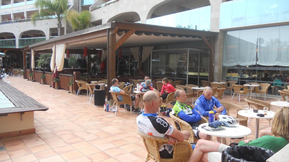hoteles actividades deporte ciclismo juegos