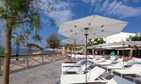 hotel hamaques piscina vista mar