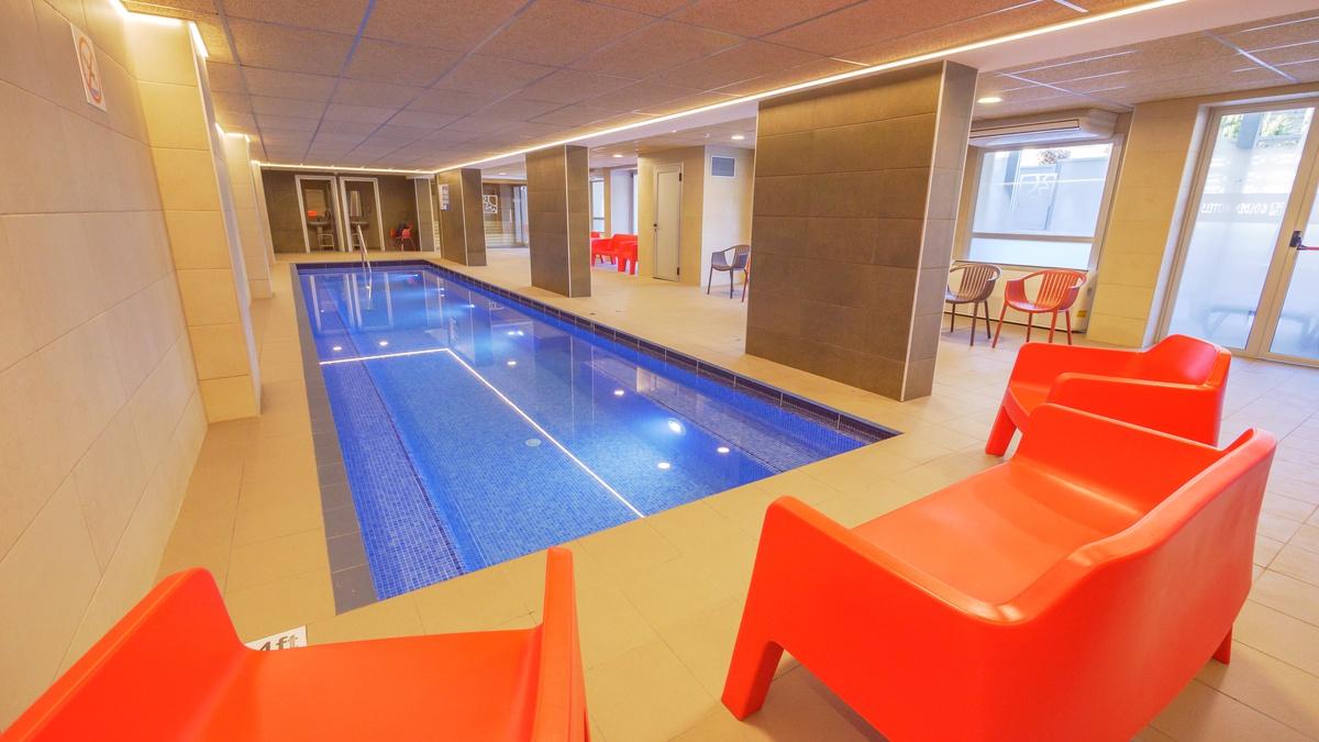 hotel activitats aquàtiques Costa Dorada piscina