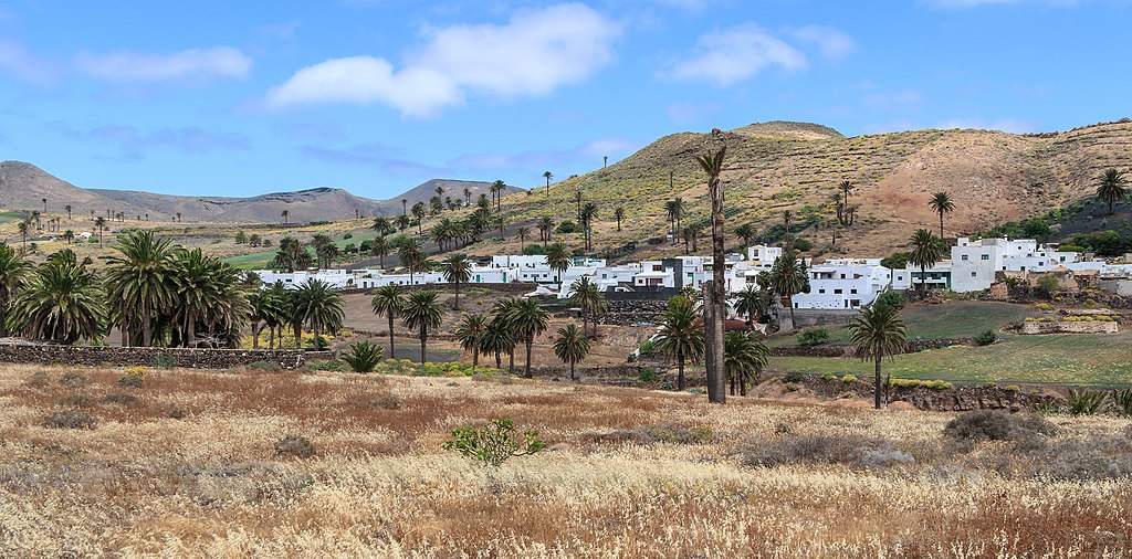 charming towns in lanzarote