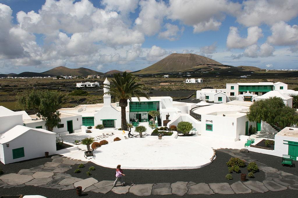 enchanting towns in lanzarote