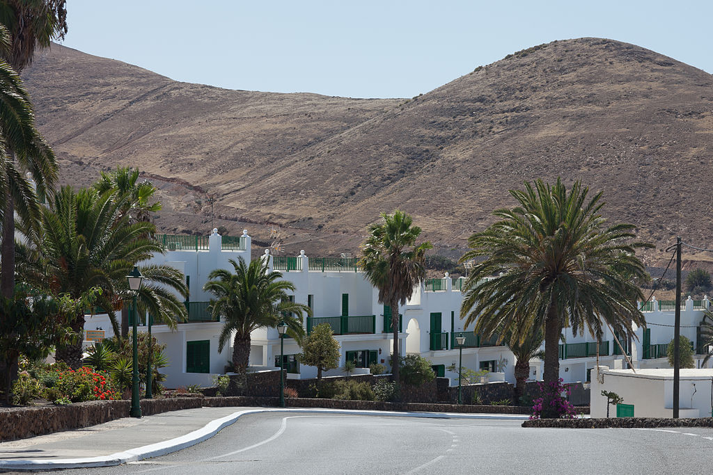 towns in lanzarote