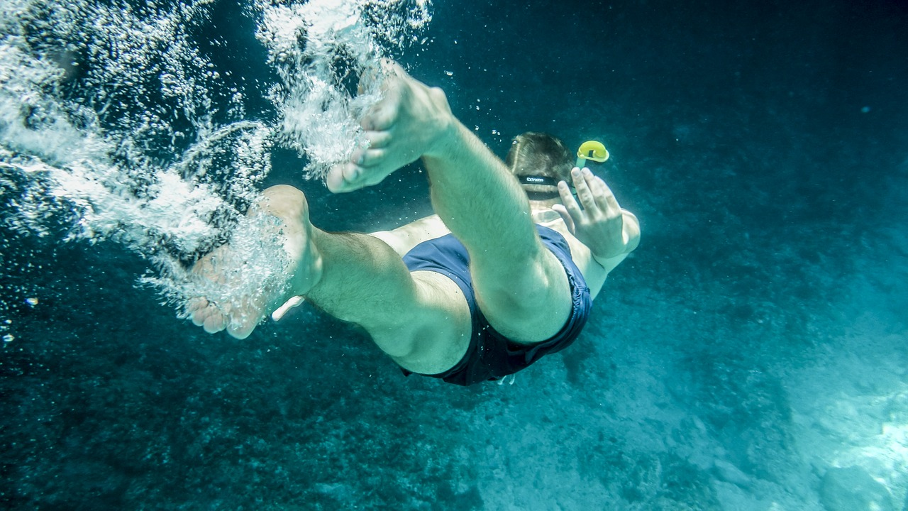 diving in gran canaria