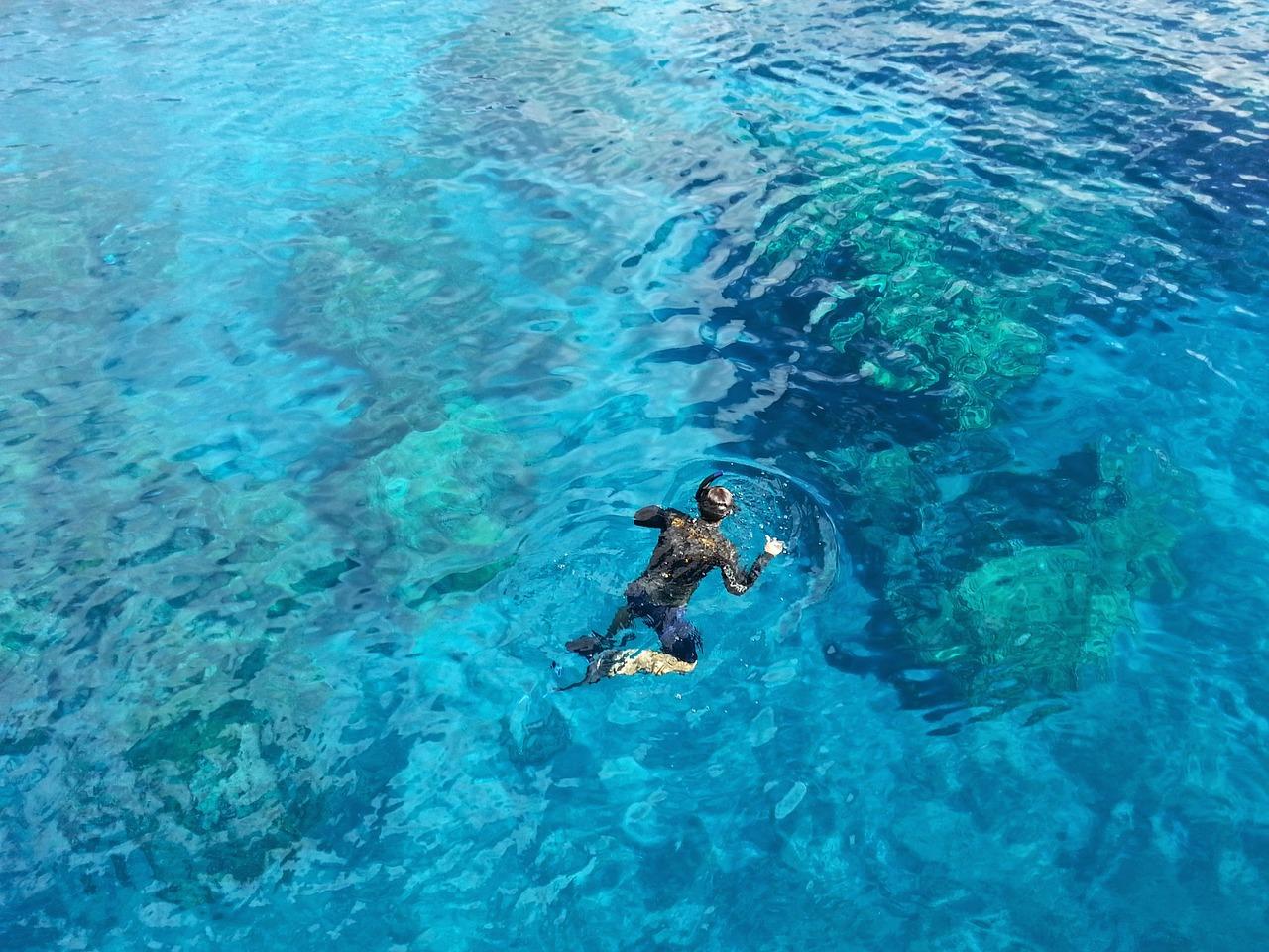 snorkel in gran canaria