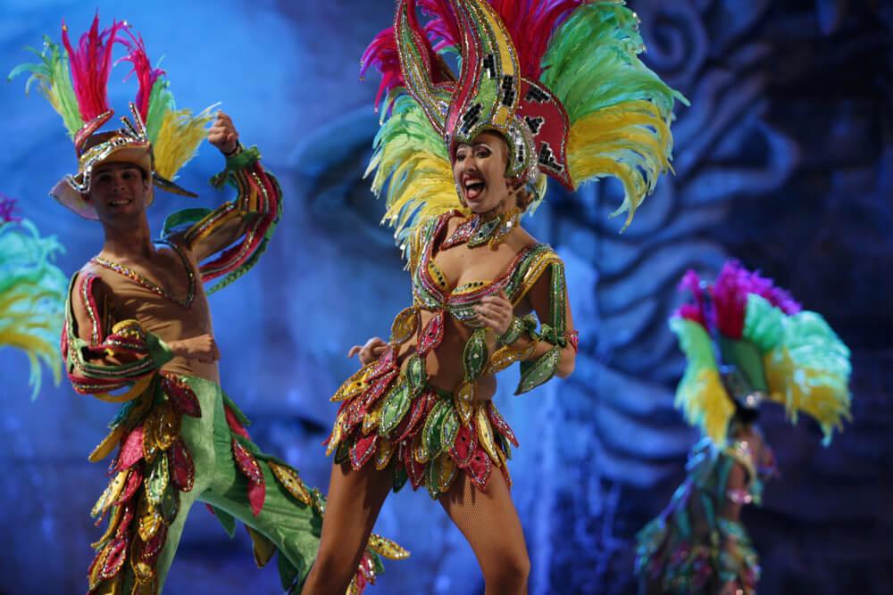 carnival gran canaria