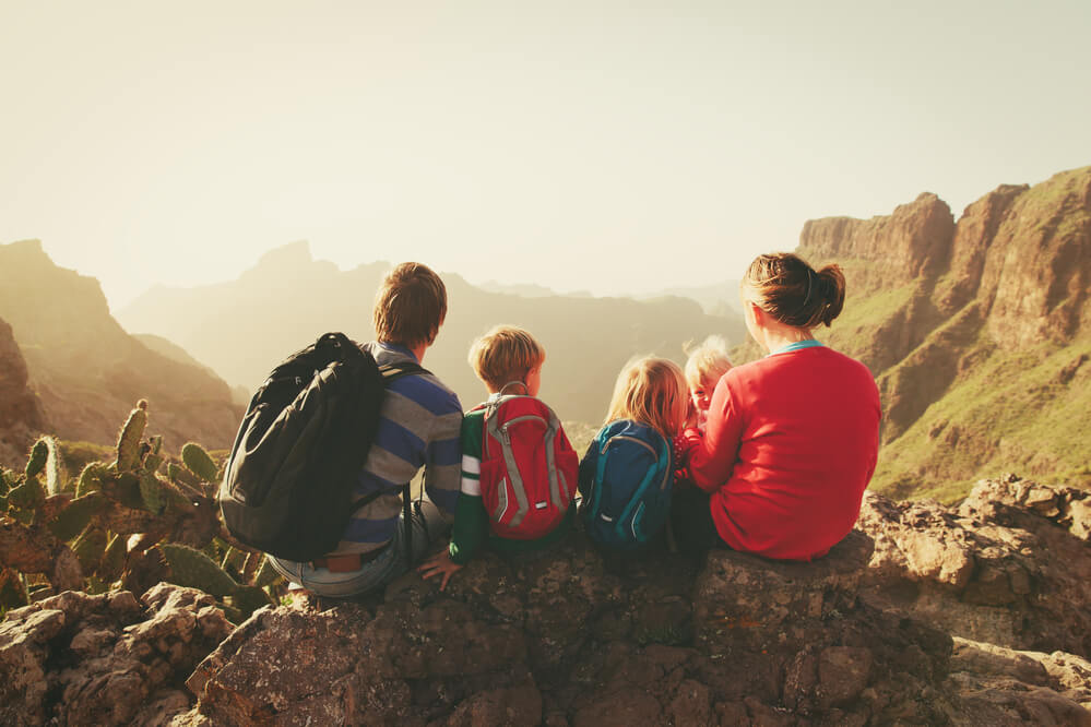 family vacation canary islands