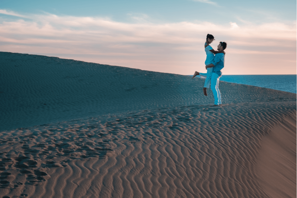 romantic plans in gran canaria