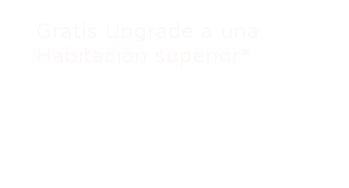 Upgrade Gratis - Es Recó de Randa