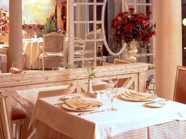 Restaurante Las Columnas