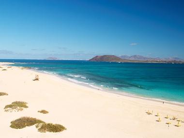 Parque Natural Las Dunas Hotel Corralejo Fuerteventura