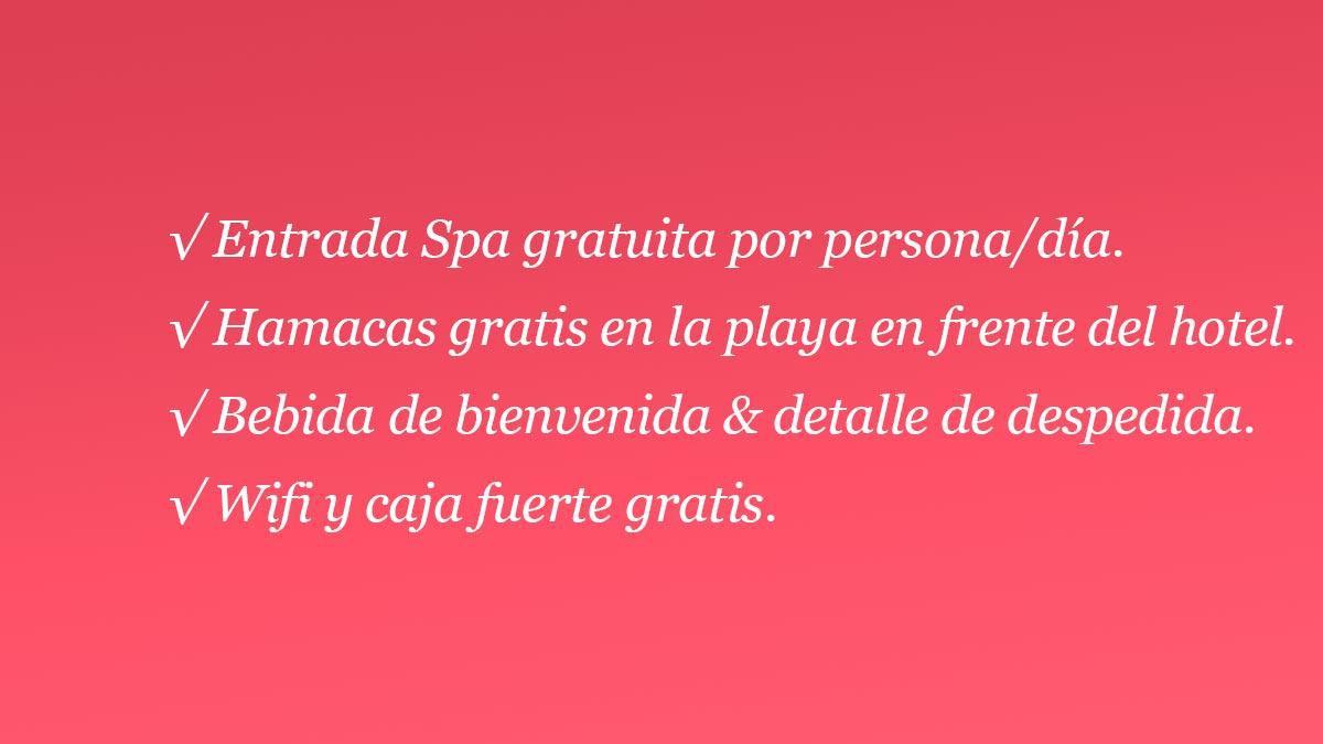 Escapada Quiérel@ - Gran Hotel Atlantis Bahía Real 5* GL