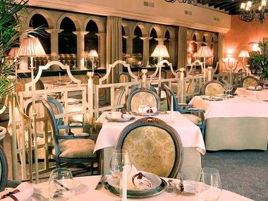 Restaurante La Cúpula de Carles Gaig