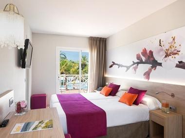 Einzelzimmer Garden Holiday Village Hotel
