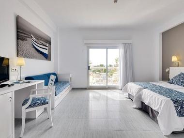 Habitación Familiar Vista Mar Cabogata Garden Hotel & Spa