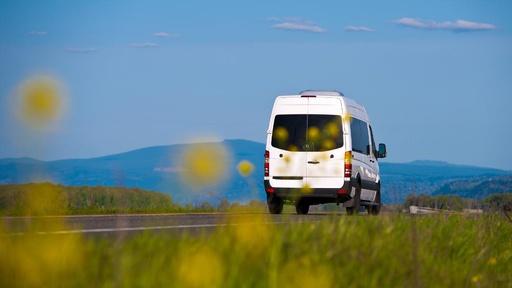 Beach shuttle service | HYB Eurocalas