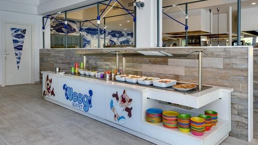 Kinderbuffet | Green Garden Aparthotel