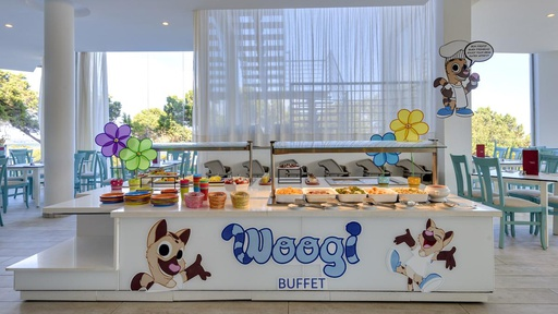 Kinderbuffet | Playa Garden Selection Hotel & Spa