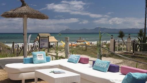 Samsara Beach Club | Playa Garden Selection Hotel & Spa