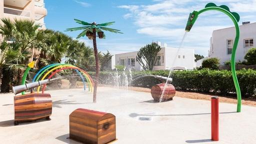 Splash infantil | Tropic Garden Aparthotel