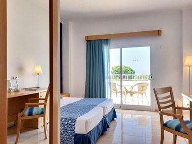 Sea View Double Room for Single Use Garden Playanatural Hotel & Spa
