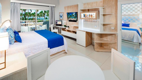 Sirenis Punta Cana Resort Dominican Republic Club Premium Connecting Suite