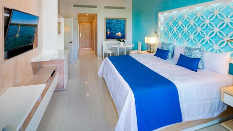 Sirenis Punta Cana Resort Dominikanische Republik Club Premium Room
