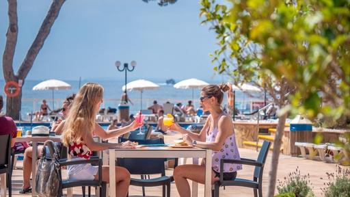 Sirenis Hotel Tres Carabelas Ibiza instalaciones
