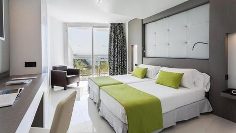 Sirenis Hotel Tres Carabelas Ibiza habitación doble superior