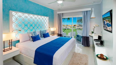 Sirenis Punta Cana Resort Dominikanische Republik Club Premium Mini Suite